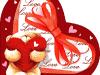 st valentine bear